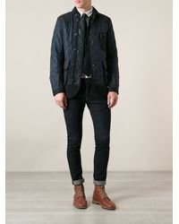 Junya Watanabe Quilted Jacket - Lyst