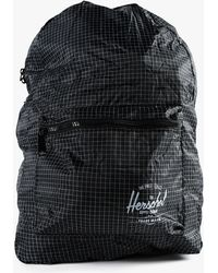 Herschel Supply Co. Packable Daypack gray - Lyst