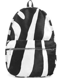 Topshop Zebra Backpack By Marques'Almeida X - Lyst