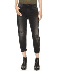 Acne Studios Pop Jeans Given Trash - Lyst