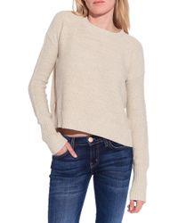 Crippen Crew Neck Sweater - Lyst