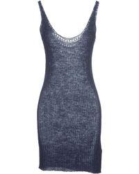 Gentry Portofino Short Dress - Lyst