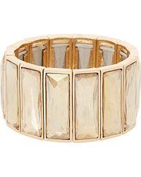 Dune - Jubilee Jewel-embellished Bracelet - For Women - Lyst