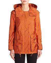 Burberry Brit Maidleigh Jacket brown - Lyst