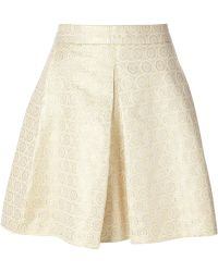 Tres Chic SARTORIAL - Pleated Skirt - Lyst
