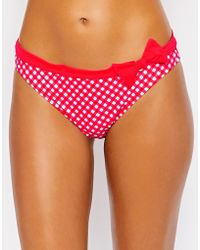 Freya Tootsie Classic Brief Bikini Bottom - Lyst