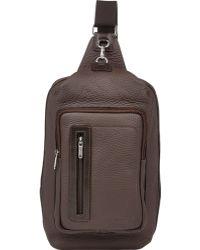 Barneys New York - Crossbody Backpack - Lyst