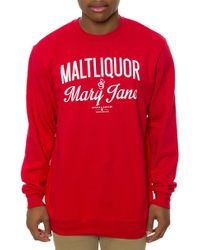 Crooks And Castles The Mm Sweatshirt - Lyst
