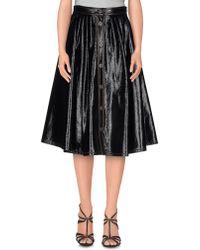 Miu Miu | 3/4 Length Skirt | Lyst