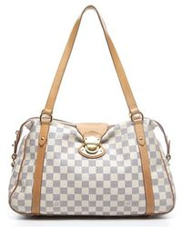 Louis Vuitton Damier Azur Stresa Pm Bag - Lyst