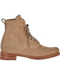 Visvim - Belle Moc-toe Boots - Lyst