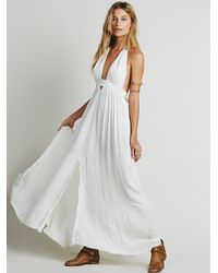 Free People Look Into The Sun Maxi - Lyst