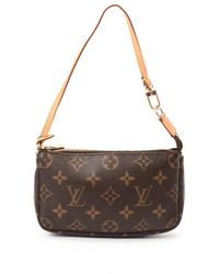 Louis Vuitton Pre-owned Mini Accessory Pouch - Lyst