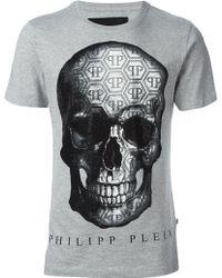 Philipp Plein 'Weekend' T-Shirt - Lyst
