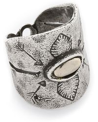 Pascale Monvoisin - Sweet Jane Ring - Silver - Lyst