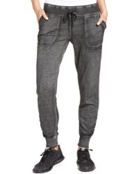 Calvin Klein Performance Tapered Banded Sweatpants - Lyst