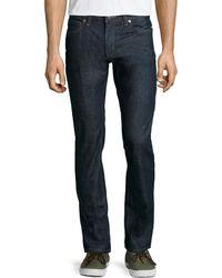 Original Penguin Slim-Fit Straight Leg Jeans - Lyst
