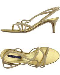 Ralph Lauren Collection | Sandals | Lyst
