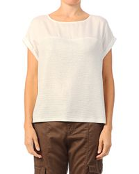 Object Collectors Item Short Sleeve Top - Lyst