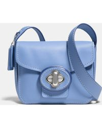 Coach Drifter Shoulder Bag In Calf Leather - Lyst