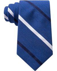 Tommy Hilfiger Autumn Stripe Tie - Lyst