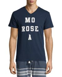 Sol Angeles - Mo Rose A Graphic Short-sleeve T-shirt - Lyst
