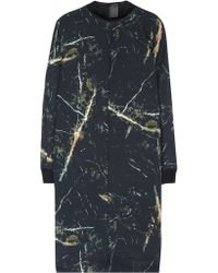 By Malene Birger Ofelian Marble Print Dress - Lyst