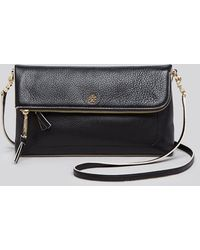 Tory Burch Crossbody - Emerson Flap Convertible Messenger - Lyst