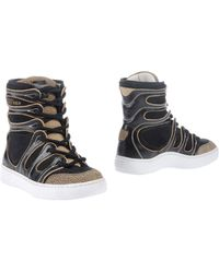 Alexander McQueen x Puma Ankle Boots - Lyst