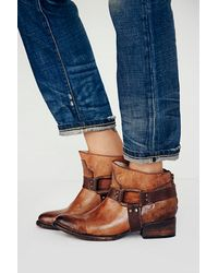 Freebird by Steven Womens Quartz Ankle Boot - Lyst