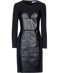 Viktor & Rolf Black Short Dress - Lyst