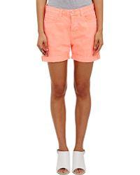J Brand Denim Kennedy Shorts - Lyst