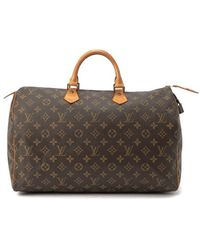 Louis Vuitton Pre-owned Speedy 40 - Lyst