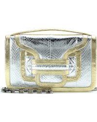 Pierre Hardy Bag 61 Snakeskin Shoulder Bag - Lyst