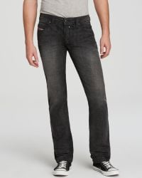 Diesel Jeans - Safado Straight Fit In U0806 - Lyst