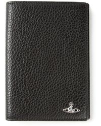 Vivienne Westwood Logo Large Wallet - Lyst