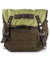 Diadora Messenger Bag - Lyst