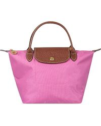 Longchamp Le Pliage Small Handbag - For Women - Lyst