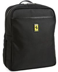 Ferrari 'Utility' Backpack - Lyst