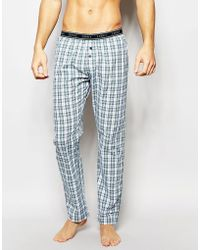 Esprit - Woven Lounge Pants In Slim Fit - Lyst