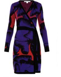 Diane Von Furstenberg Leandra Dress - Lyst