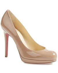 Christian Louboutin 'New Simple' Pump - Lyst