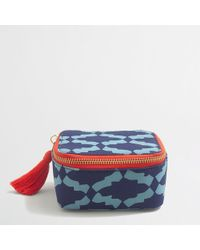 J.Crew Factory Tile Jewelry Case - Lyst