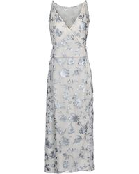 Armani Long Dress - Lyst