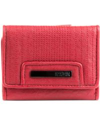 Kenneth Cole Reaction Never Let Go Flap Multifunction Wallet - Lyst