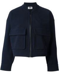 Sonia By Sonia Rykiel Grand Blouson Jacket - Lyst