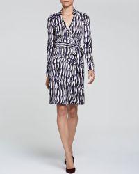 Diane Von Furstenberg Wrap Dress New Jeanne Two - Lyst
