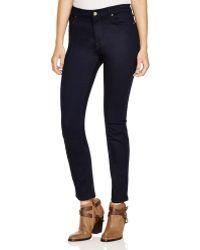 Jen7 - Skinny Pure Rich Rinse Jeans - Lyst
