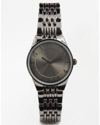 Asos Sleek Midi Bracelet Watch - Lyst