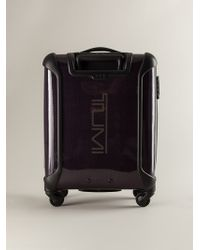 Tumi Carry-On Suitcase - Lyst